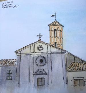 Sarteano_piazza