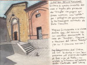 Chiesa di San Pietro della Magione Siena