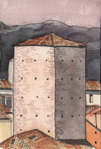 Torre dell'Orsa Siena